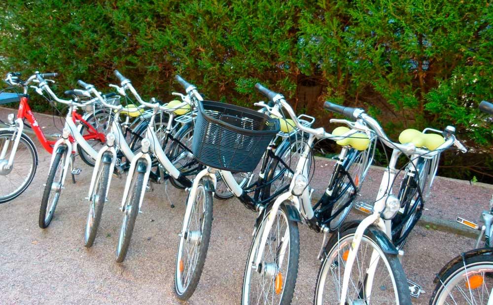 Vélos à Trouville pour la découverte de la ville et des environs avec dégustation de fruits de mer