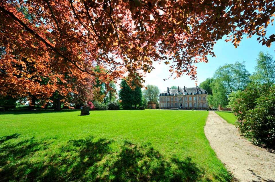 Chateau privatisé pour vos réunions en Normandie