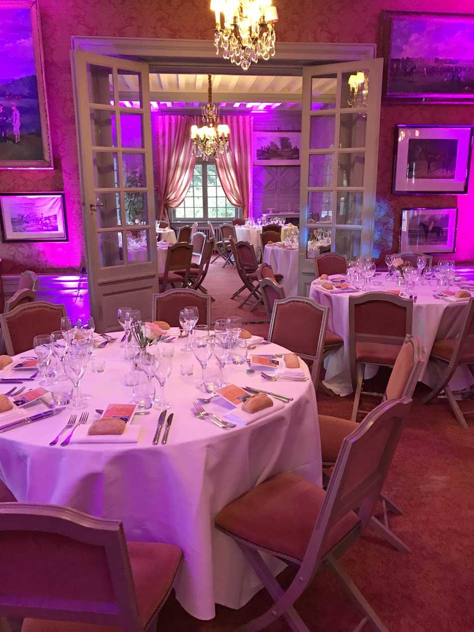 La villa Strassburger à Deauville pour une soirée privative en Normandie