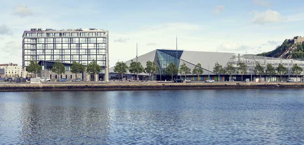 Hôtel Mercure Centre Port****