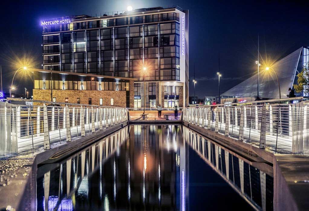 L'hôtel Mercure Centre Port à Cherbourg