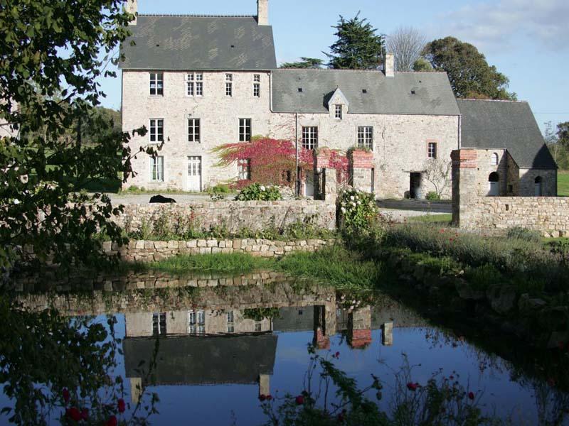 Manoir Delacour près de Cherbourg