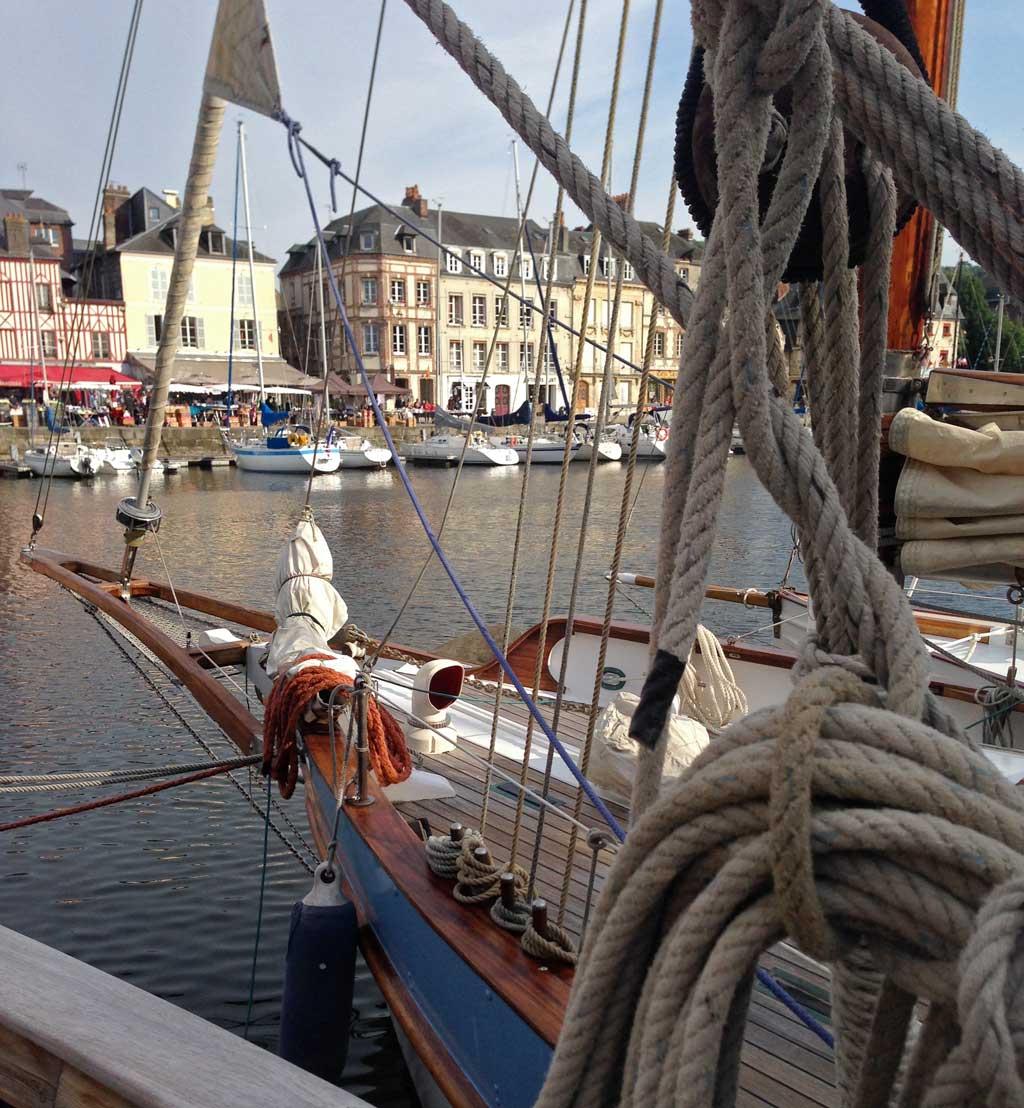 Le port de Honfleur, cadre idéal pour vos séminaires en Normandie