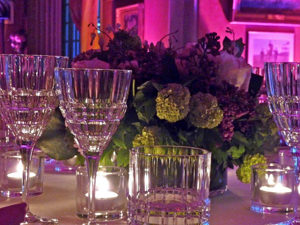Diner de gala à Deauville