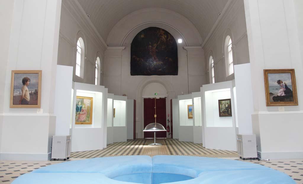 Musée Eugène Boudin à Honfleur; pour redécouvrir l'Impressionnisme en Normandie