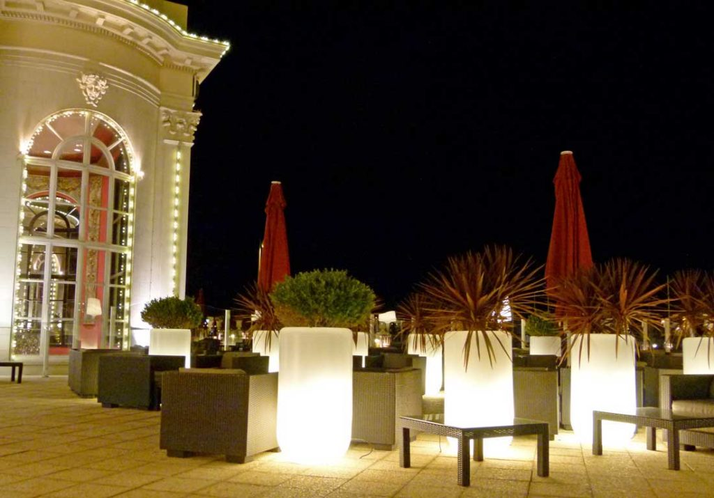 Dîner au Casino Barrière de Deauville