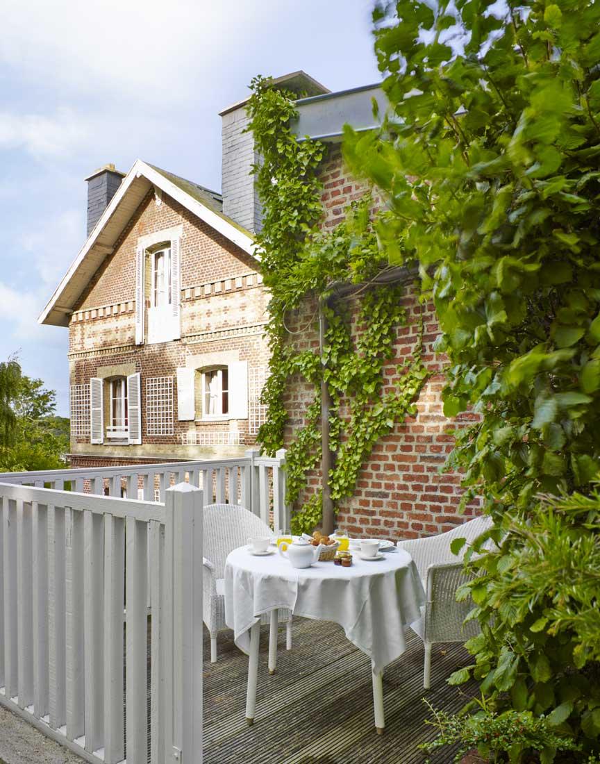Hôtel Le Donjon - Domaine Saint Clair à Étretat