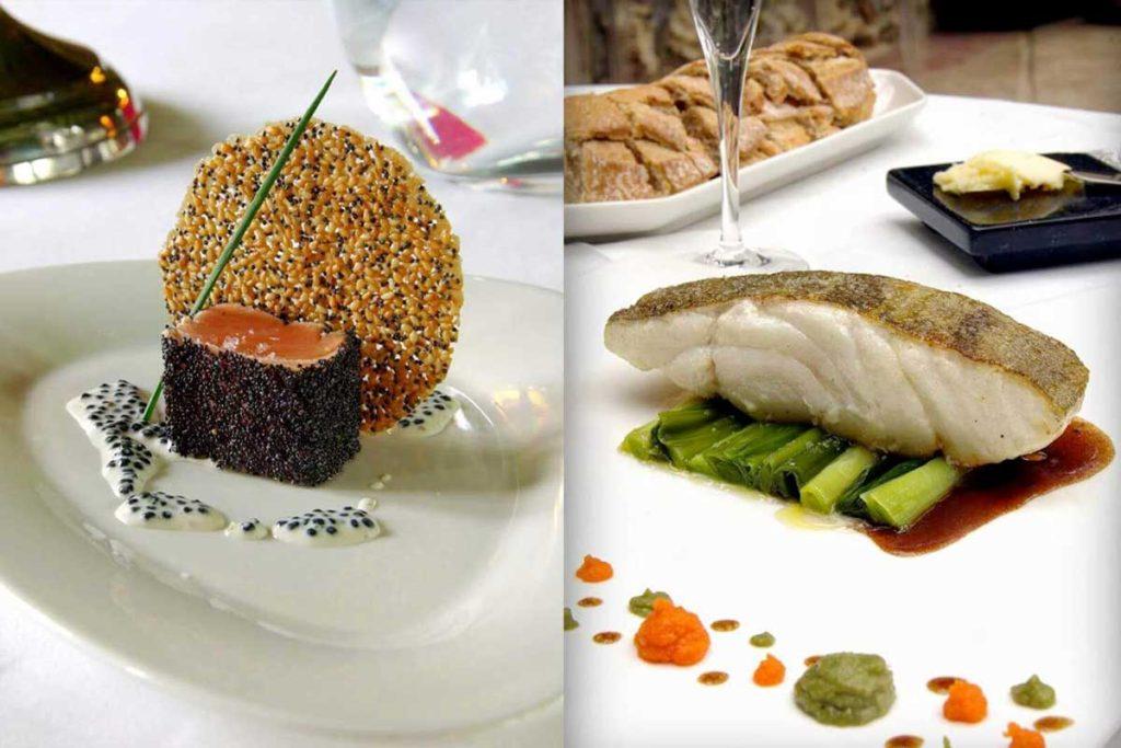 Restaurant et les produits du terroir normand - l'Hôtel Le Donjon - Domaine Saint Clair