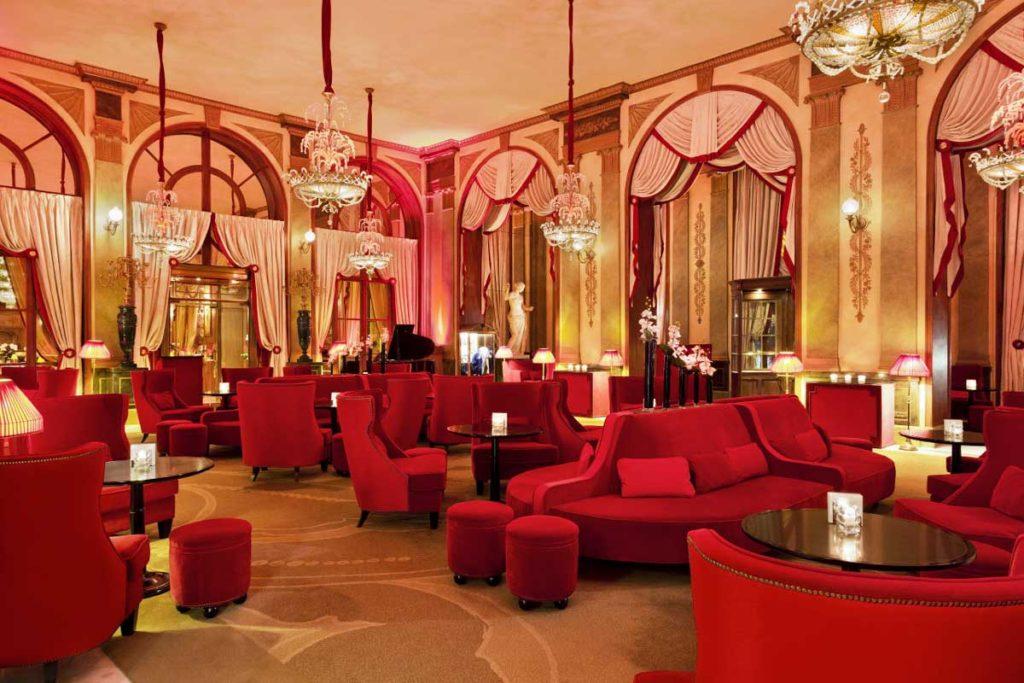 Salon Hôtel Le Royal Deauville