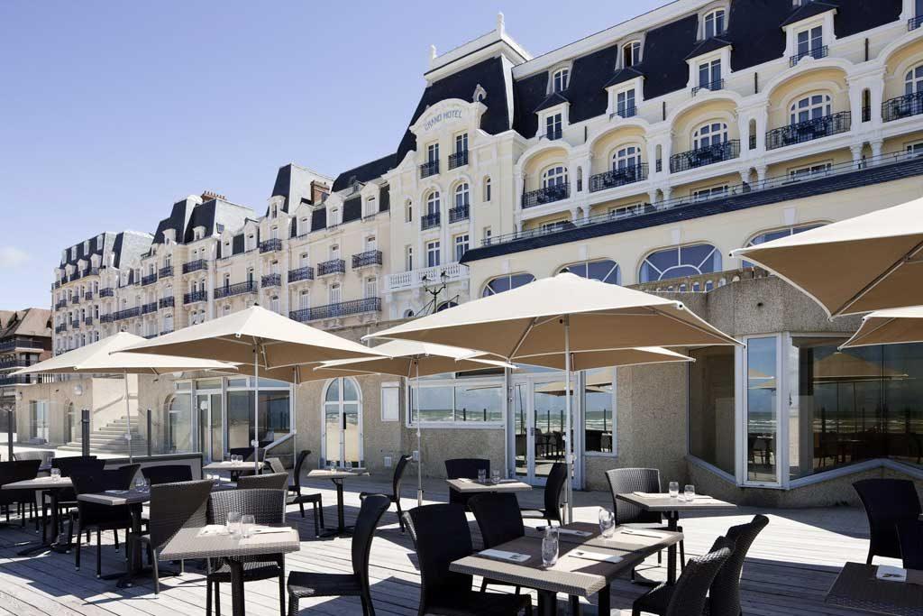 Le Grand Hôtel de Cabourg