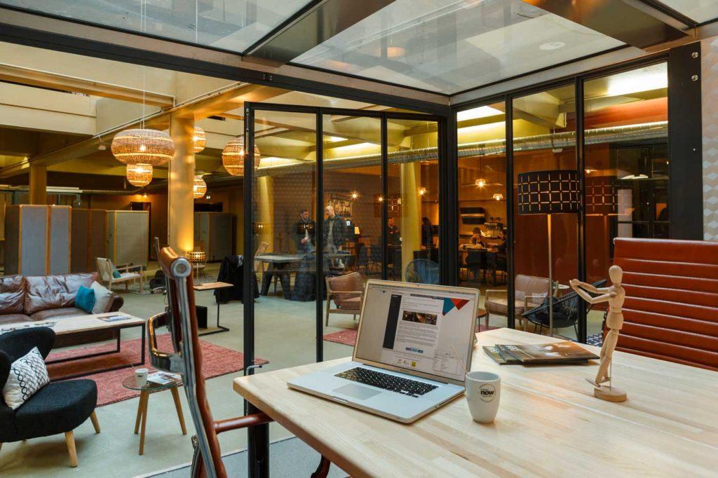 Now Coworking Rouen, bureaux
