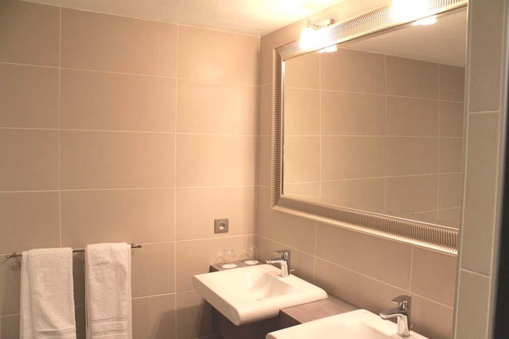 Le Clos de la Vaupalière - salle de bain