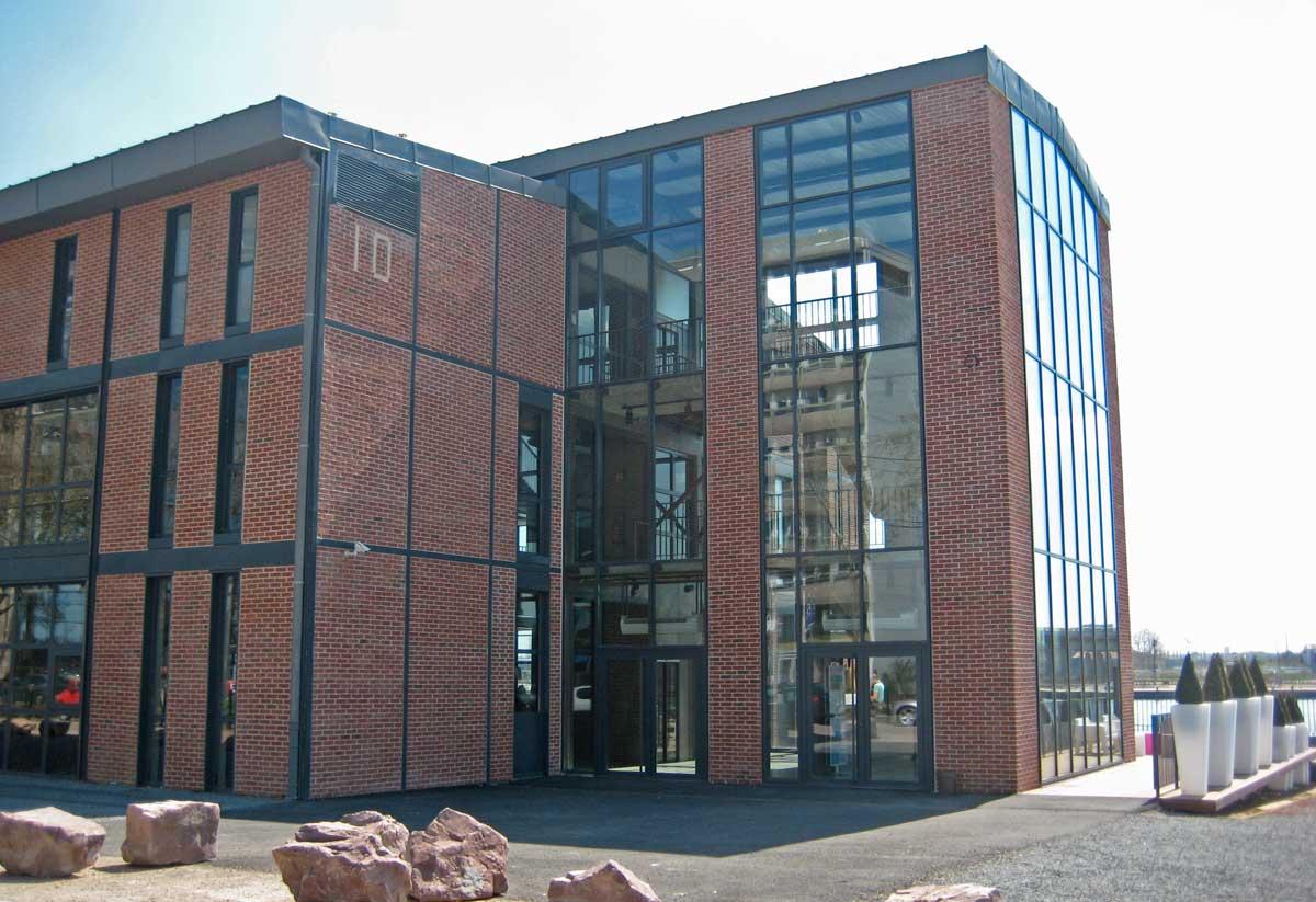 Vue sur Seine - salles de séminaire à Rouen