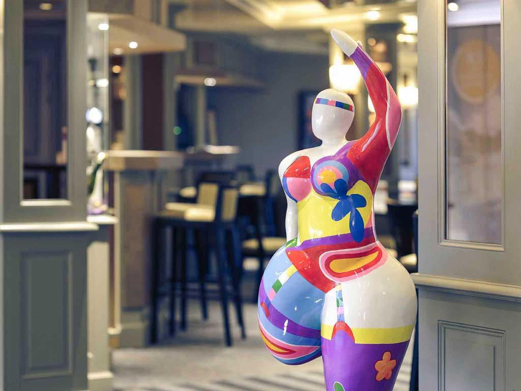 Hôtel**** Mercure Rouen Champs de Mars