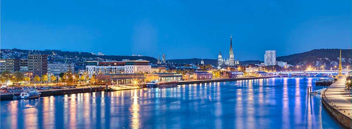 La Bodega en Seine - votre séminaire à Rouen sur un bateau