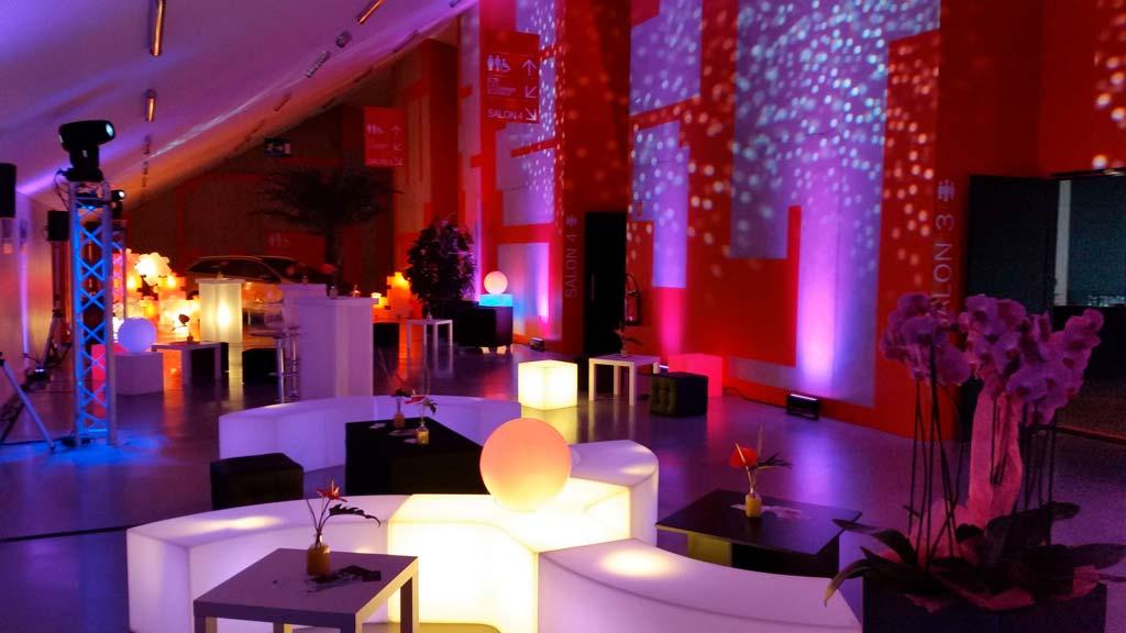 Le Kindarena pour votre événement professionnel à Rouen
