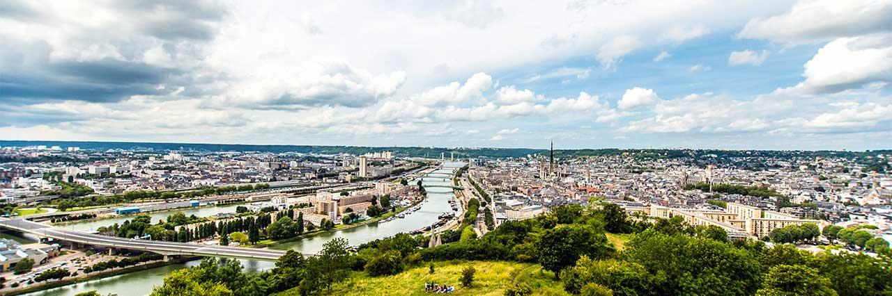 Rouen à 1h de Paris pour vos séminaires en Normandie