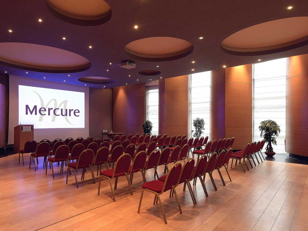 Salle de réunion - Hôtel Mercure Rouen Champs de Mars