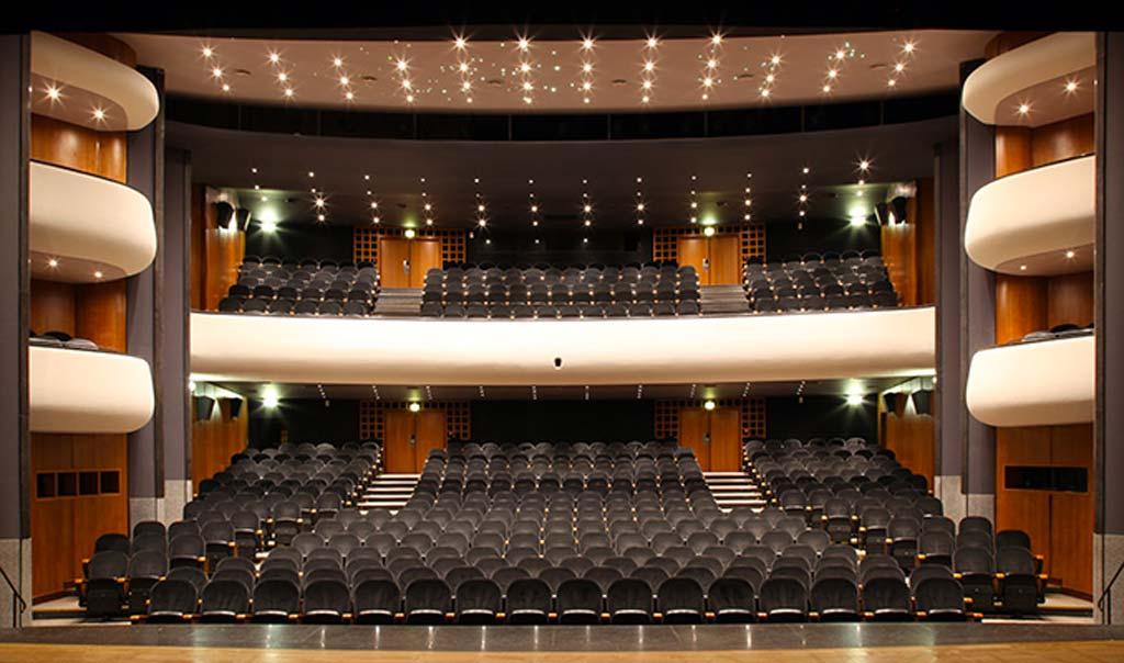 Amphithéâtre de 600 place de l'Amirauté Hôtel Deauville