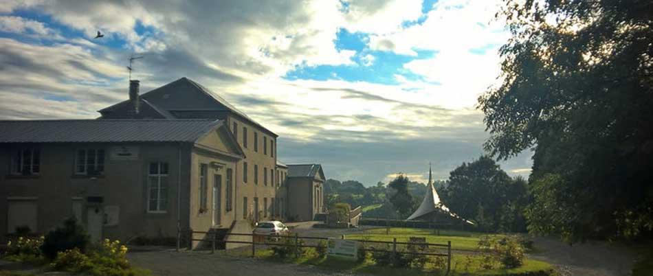 Domaine de la Guérie, une ferme et lieu de séminaire en Normandie à Coutances