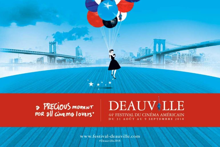 44e Festival du Cinéma Américain de Deauville 2018