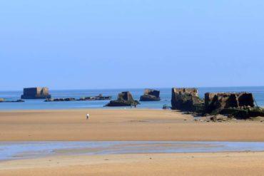 Gold Beach, une plage du Débarquement en Normandie