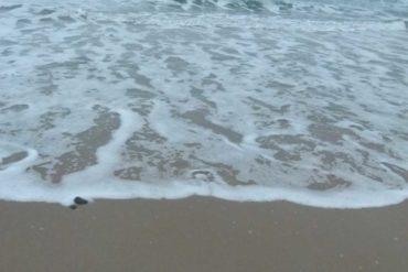 La plage à Deauville