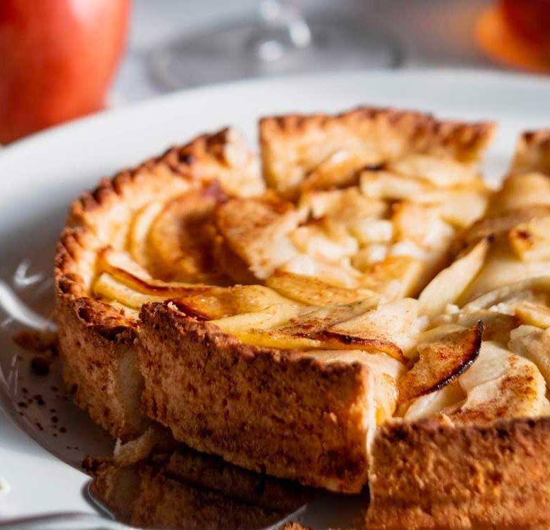 La tarte aux pommes un classique de la cuisine normande
