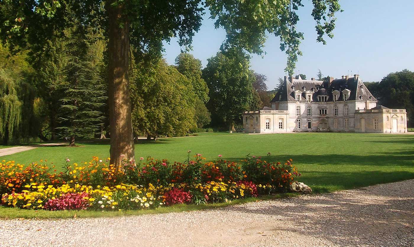 château pour séminaire en Normandie