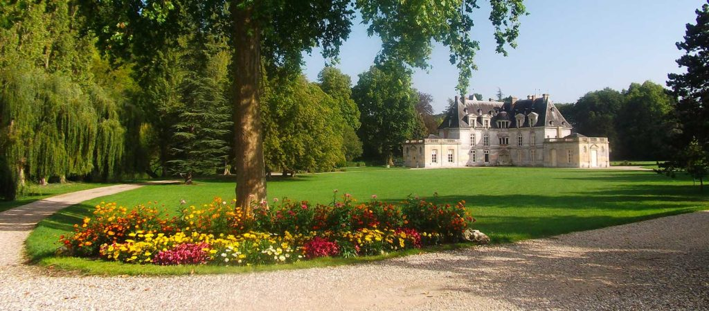 Le chêteau d'Acquigny pour incentive en Normandie