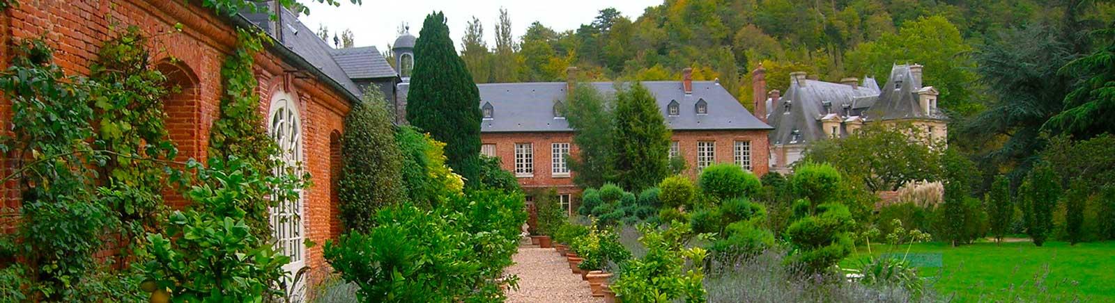 L'Orangerie une salle de séminaire du château d'Acquigny