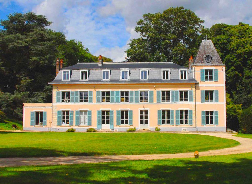 château d'Amécourt