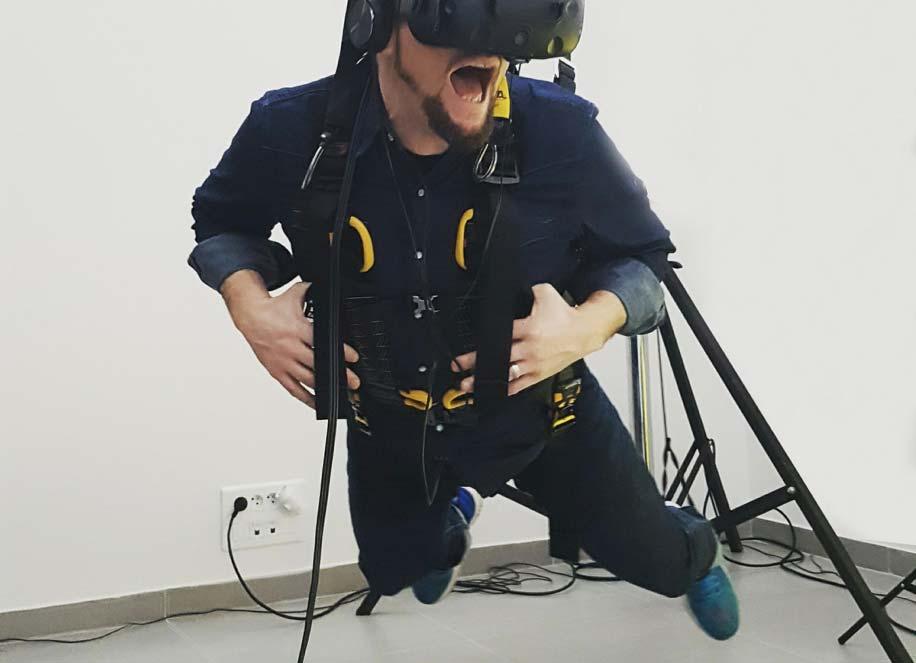 Simulation réalité virtuelle activité séminaire