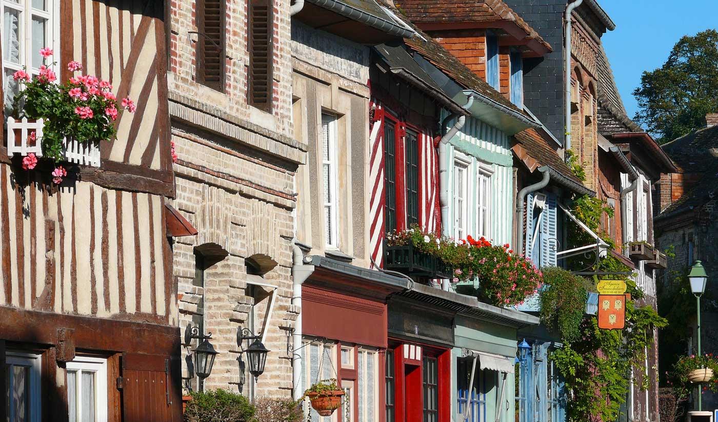 Beaumont-en-Auge visite découverte