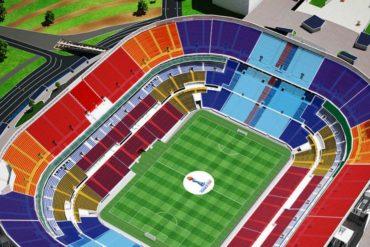stade foot féminin 2019