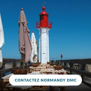 Contacter Recevoir en Normandie