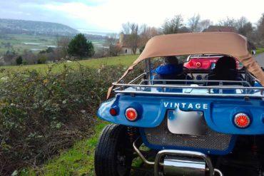 Balade découverte de la camgne normande en buggy