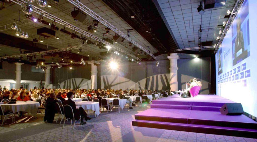 Congrès au Centre International  de Deauville - le CID
