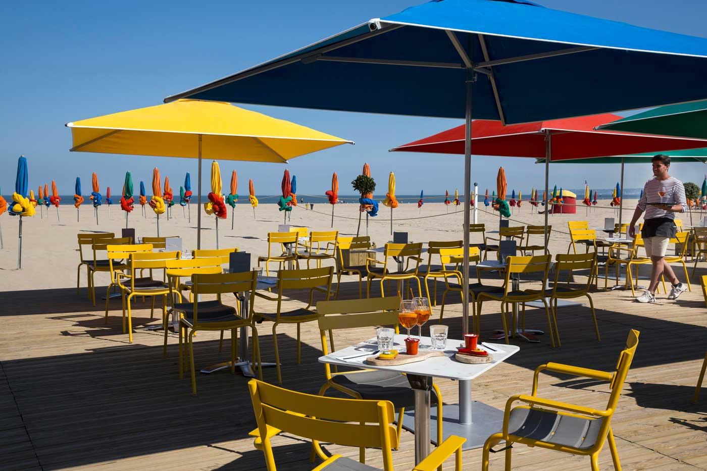 Deauville le Bar du Soleil