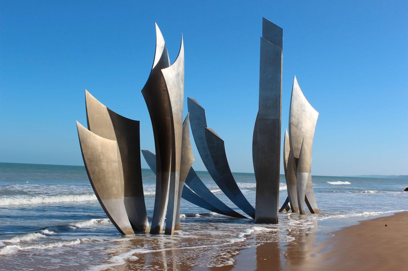 Mémorial Omaha Beach