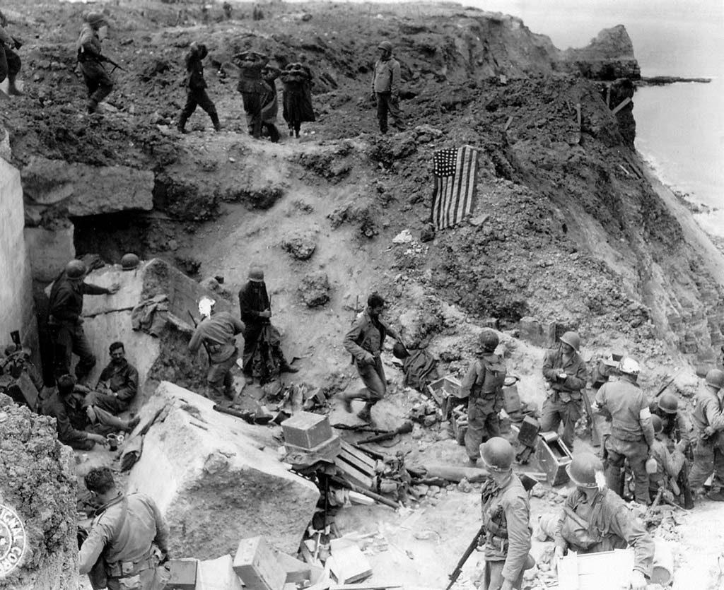 Omaha Beach, Plage du Débarquement 3