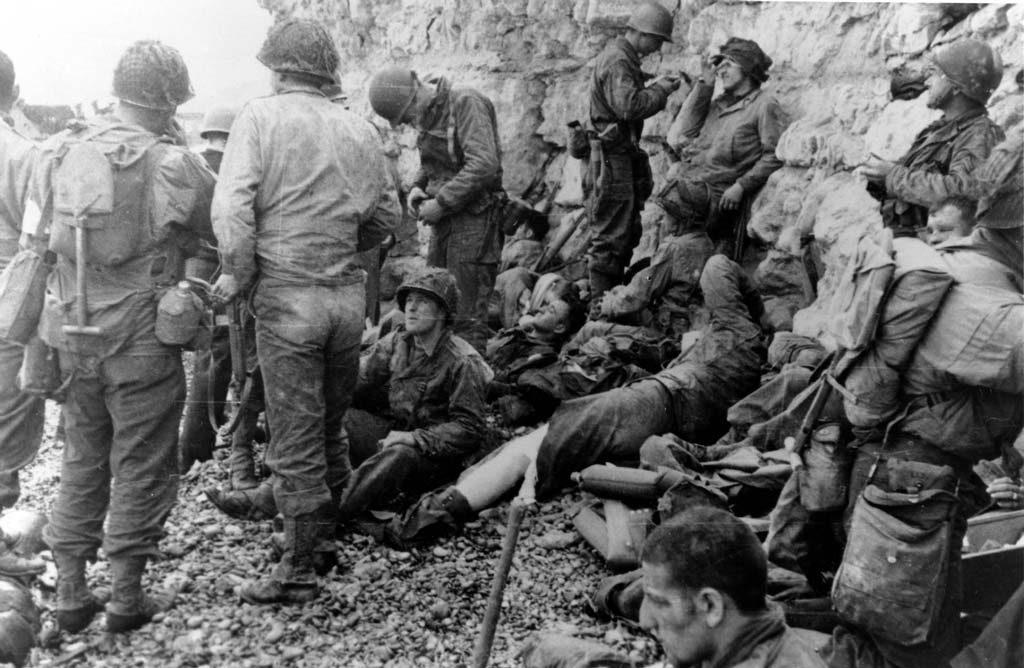 Omaha Beach, Plage du Débarquement 2