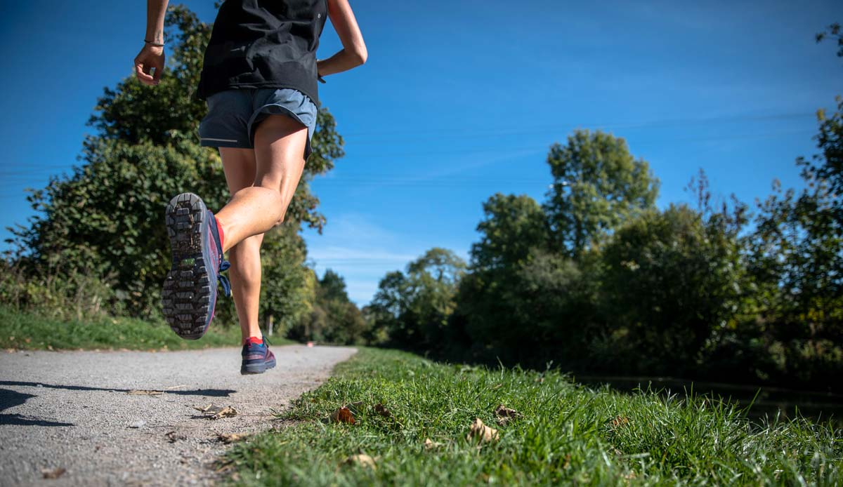Un footing de décrassage, une séance d'étirement encadrée par un éducateur sportif