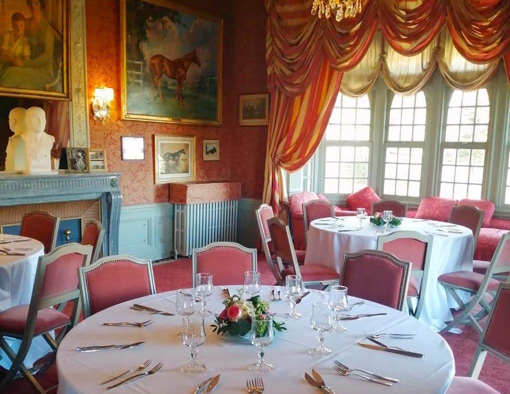 Deauville la Villa Strassburger - salle de réception