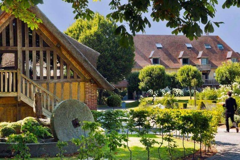 Ferme Saint-Siméon pour CoDir en Normandie