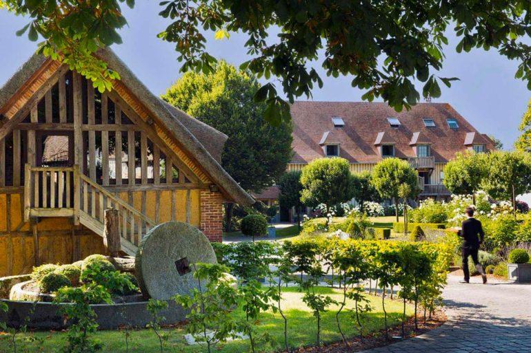 La Ferme Saint Siméon pour votre CoDir en Normandie