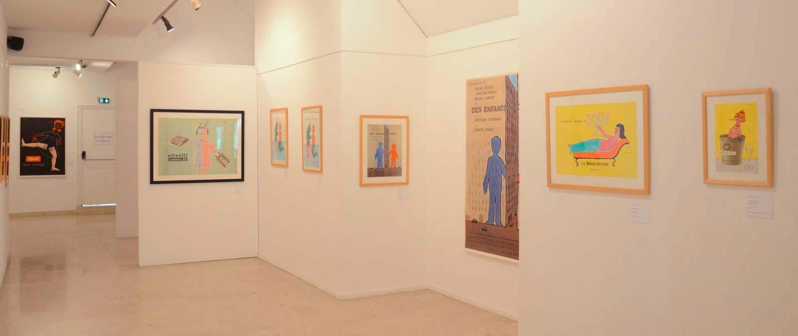Raymond Savignac musée Trouville-sur-Mer