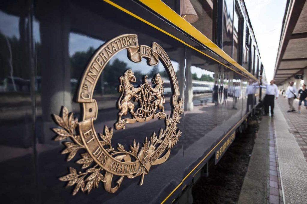 L'Orient-Express privatisé pour cet anniversaire d'entreprise à Deauville - Trouville