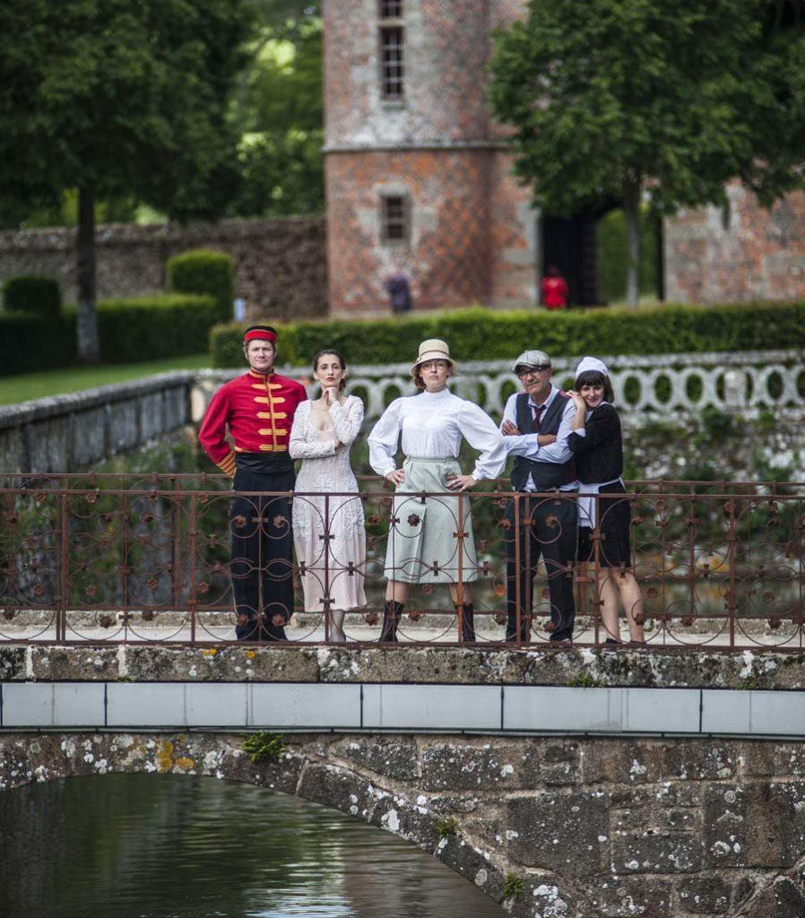Murder party au château de Carrouges 2