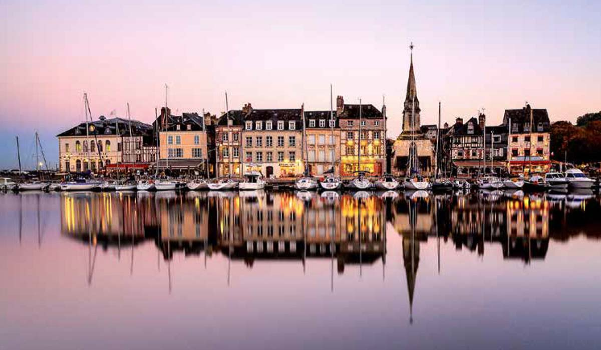 Découvrir Honfleur pendant votre séminaire en Normandie